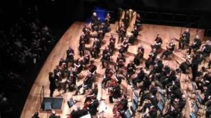 Orchestre de Paris, Terminales L janvier 2017