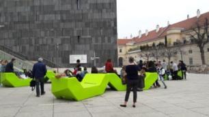 Vienne, le Mumok