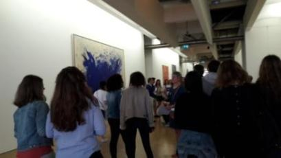 HIDA centre Pompidou mai 2017- Klein