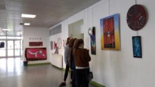 Expo d'art, avril 2017