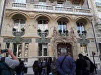 Immeuble Lavirotte, Paris