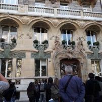 2017 Immeuble Lavirotte, Paris