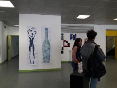 Expo arts plastiques 2018