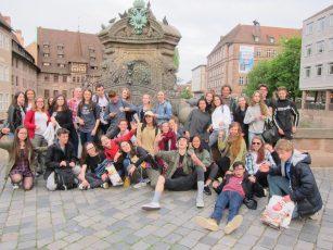 Nuremberg echange franco allemand