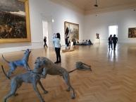 Voyage à Rome, histoire des arts, arts