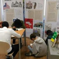 Nov20_Expo Tous migrants_2nde arts pla